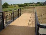terrasses bois, terrasses adaptées, menuiserie fouilleul
